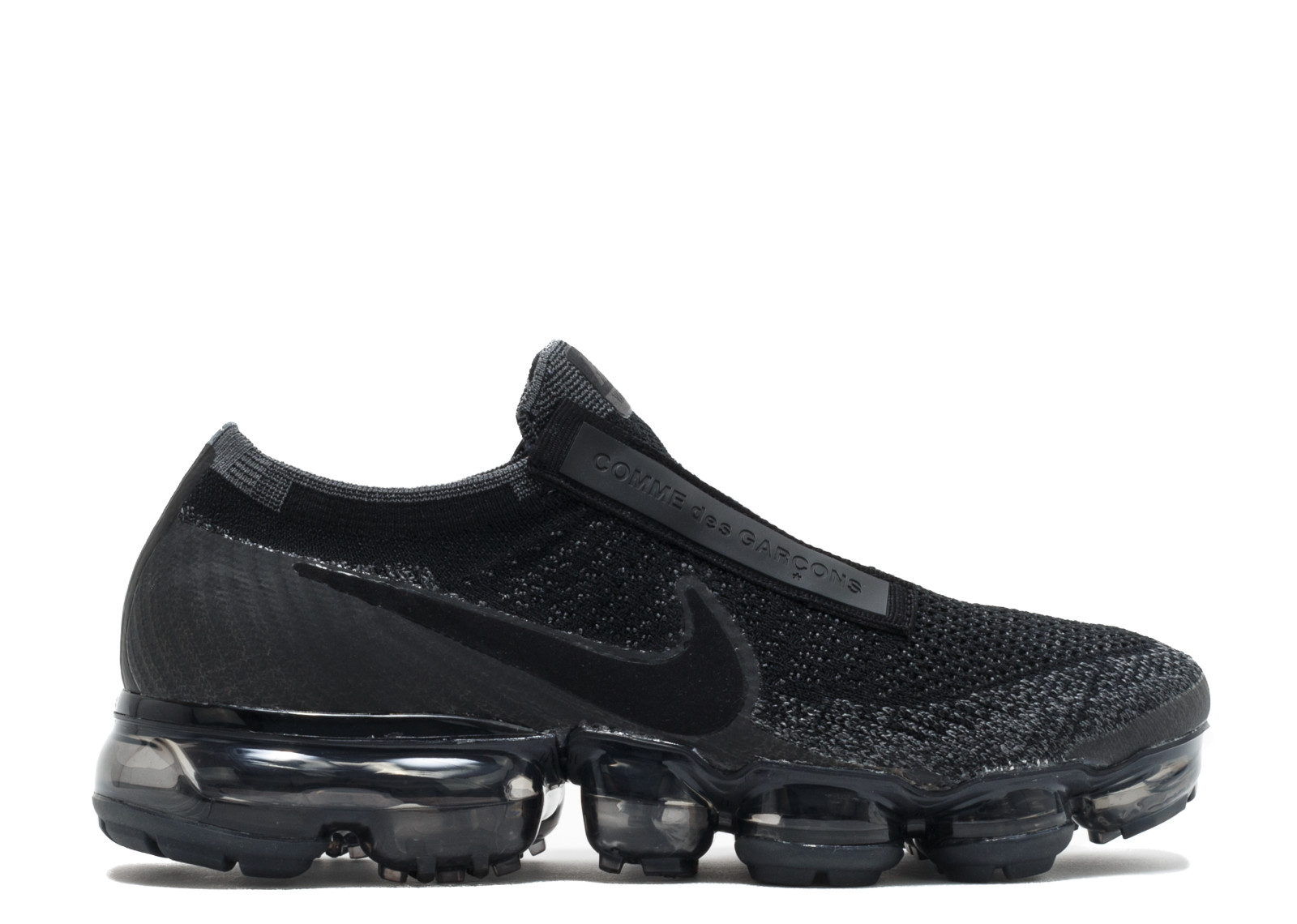 wholesale dealer 31caa bd9fe Nike Air VaporMax CDG Black - 0