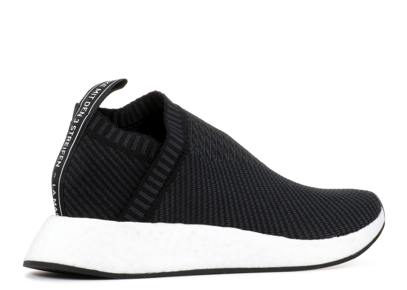78d587cea5898 adidas NMD CS2 Core Black Red Solid - 3