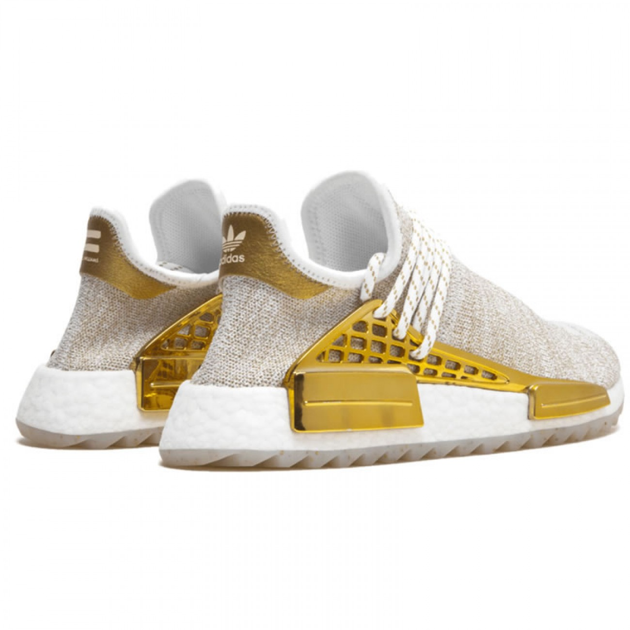 8854143954481 adidas Pharrell NMD Hu China Pack Happy Gold (Friends and Family) - 3