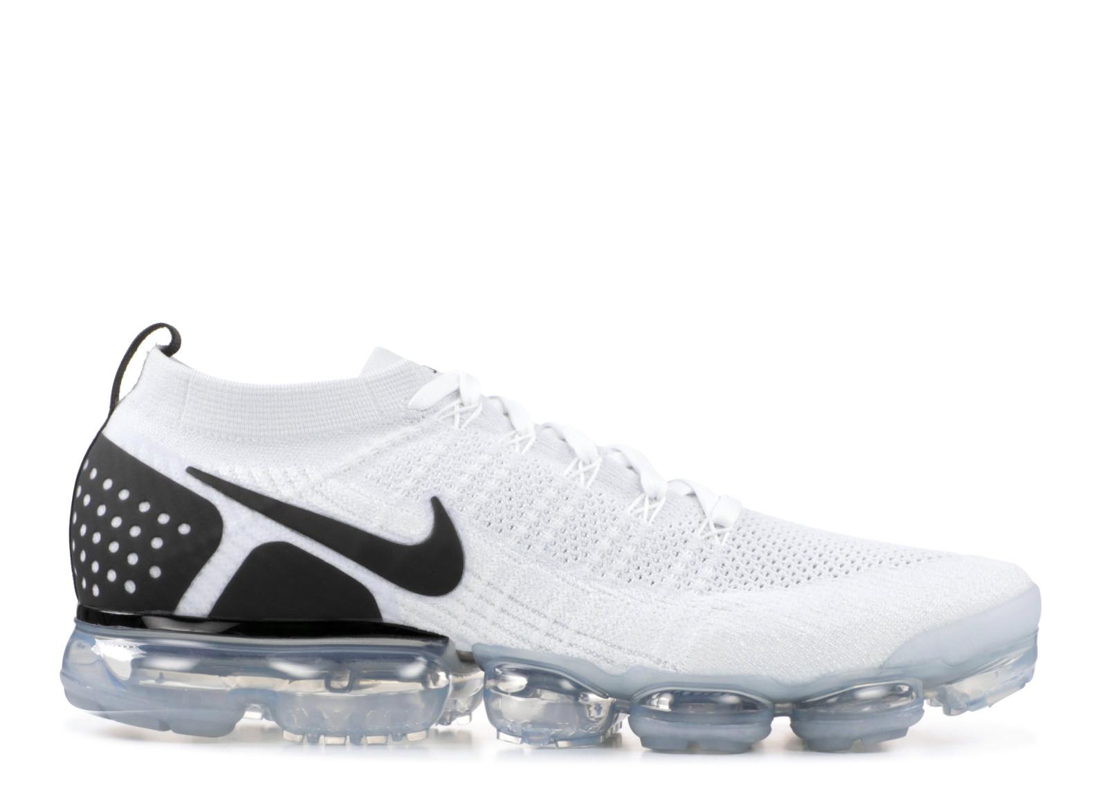 57685380db7f1 Nike Air VaporMax 2 White Black