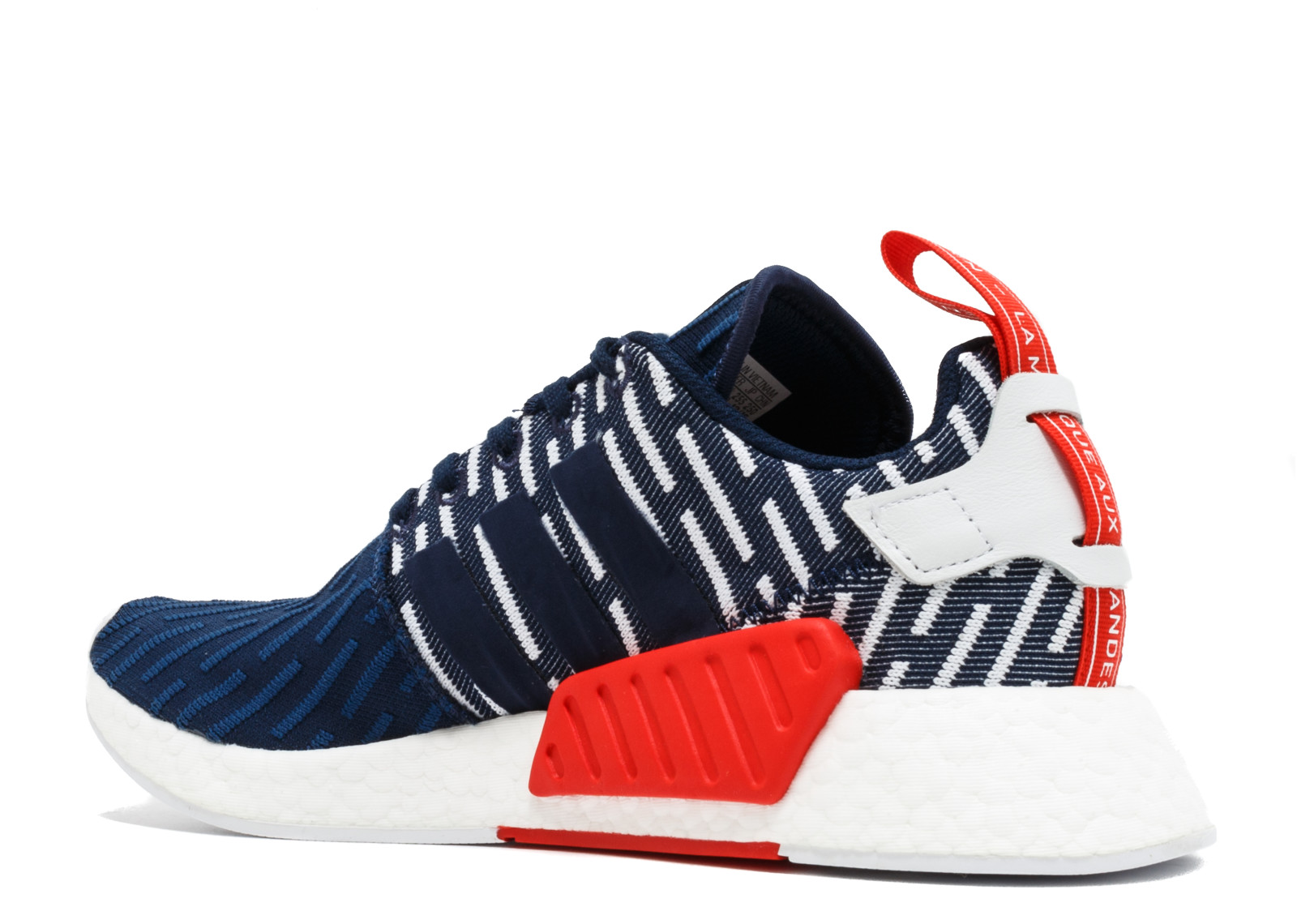 f0892ad26 Adidas NMD R2 Collegiate Navy - 4