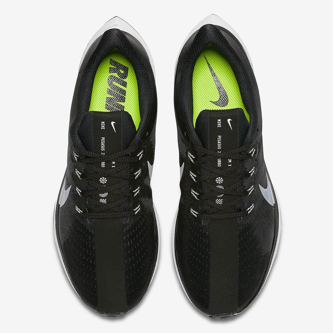 4ae868fd0b98 Nike Zoom Pegasus 35 Turbo Black Vast Grey - 1