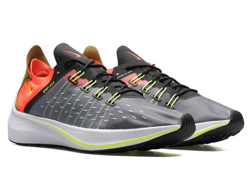 size 40 50ed4 647ae Nike EXP-X14 Black Volt Total Crimson - 1