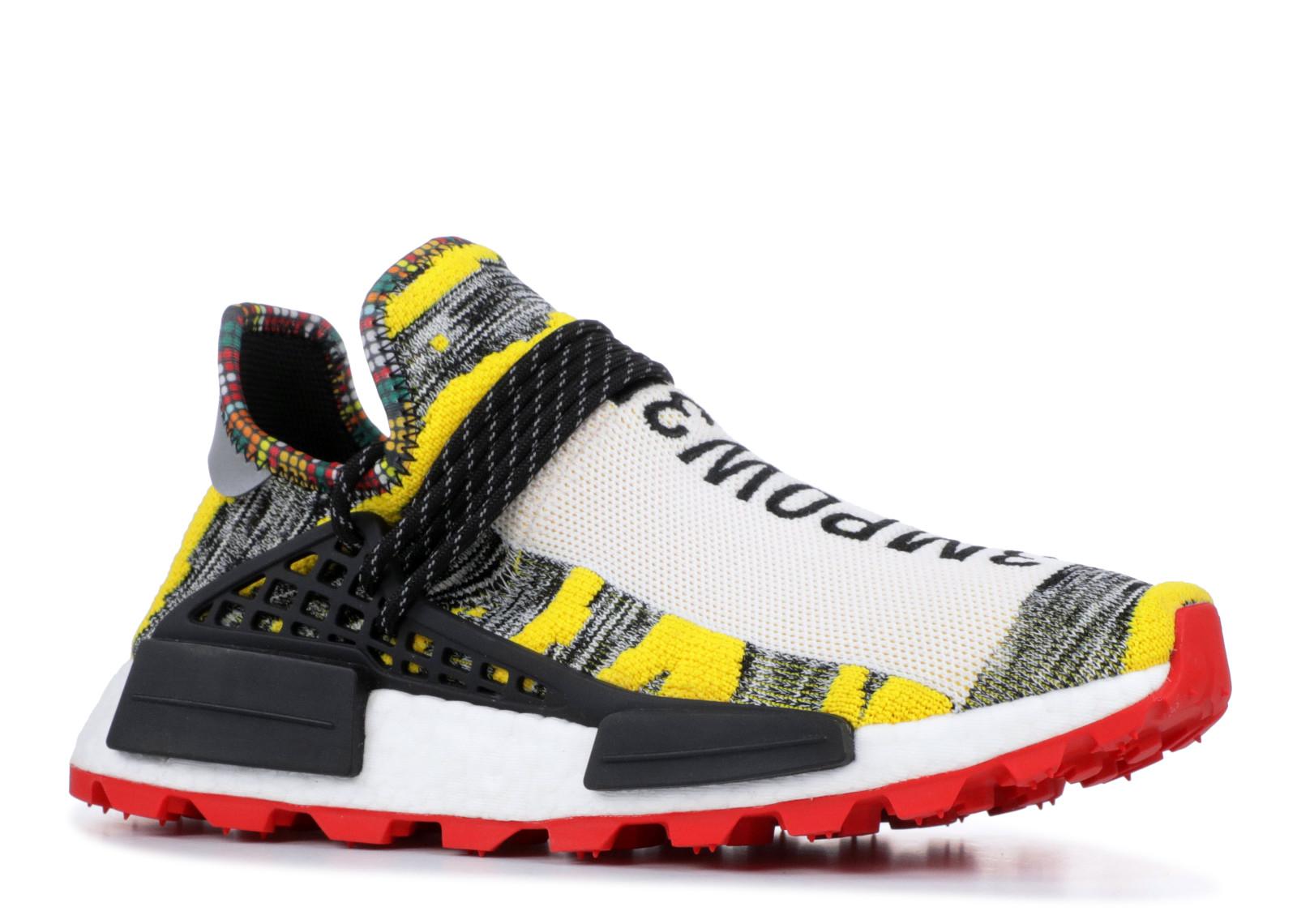 03cd18fc5 adidas NMD Afro Hu Pharrell Solar Empower - 1