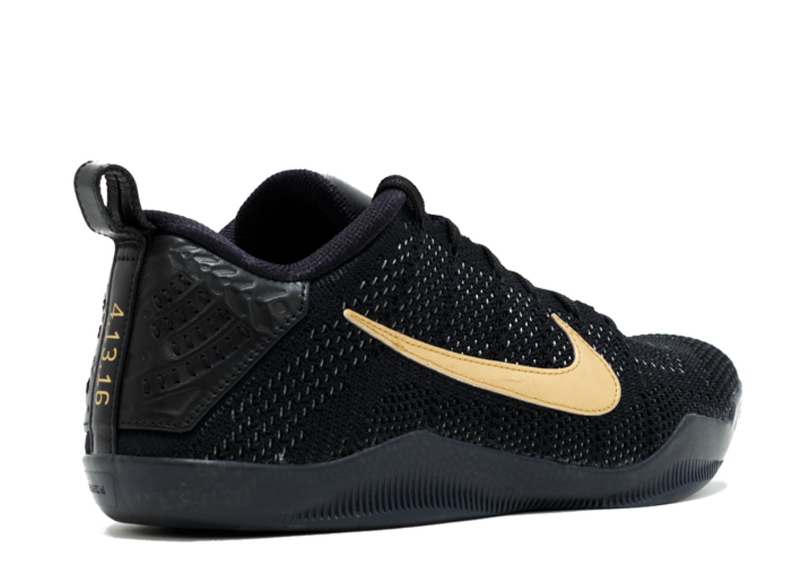 the latest ce56f b0531 Nike Kobe 11 Elite Low Black Mamba Collection Fade to Black - 3