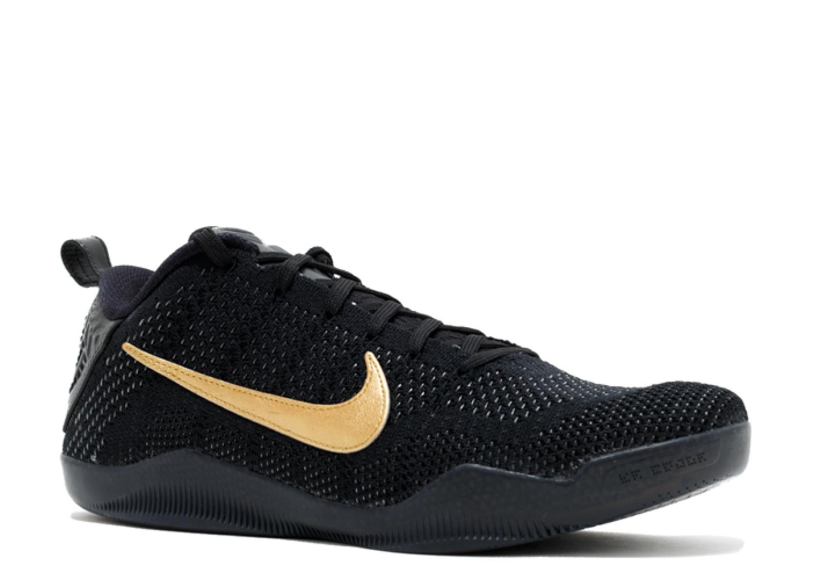 best service 2e7ff fca70 Nike Kobe 11 Elite Low Black Mamba Collection Fade to Black - 1