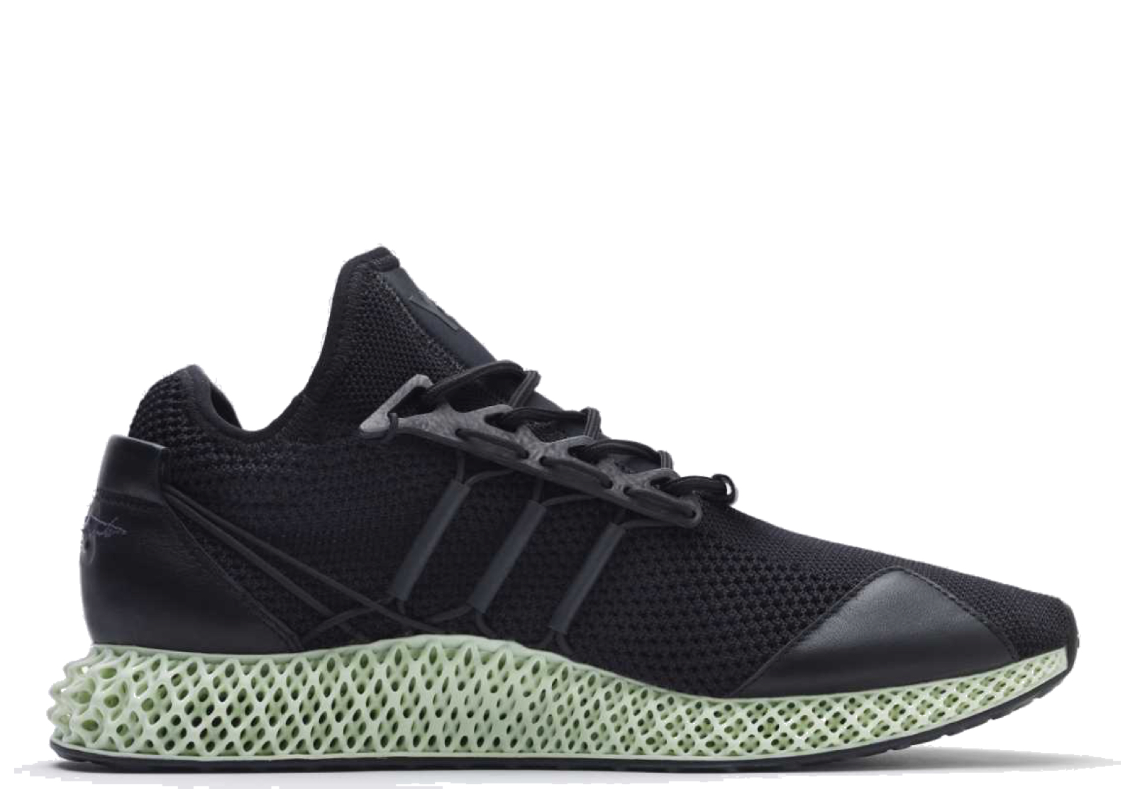 the best attitude 652d1 a8bd9 adidas Y-3 Runner 4D II Black - 0