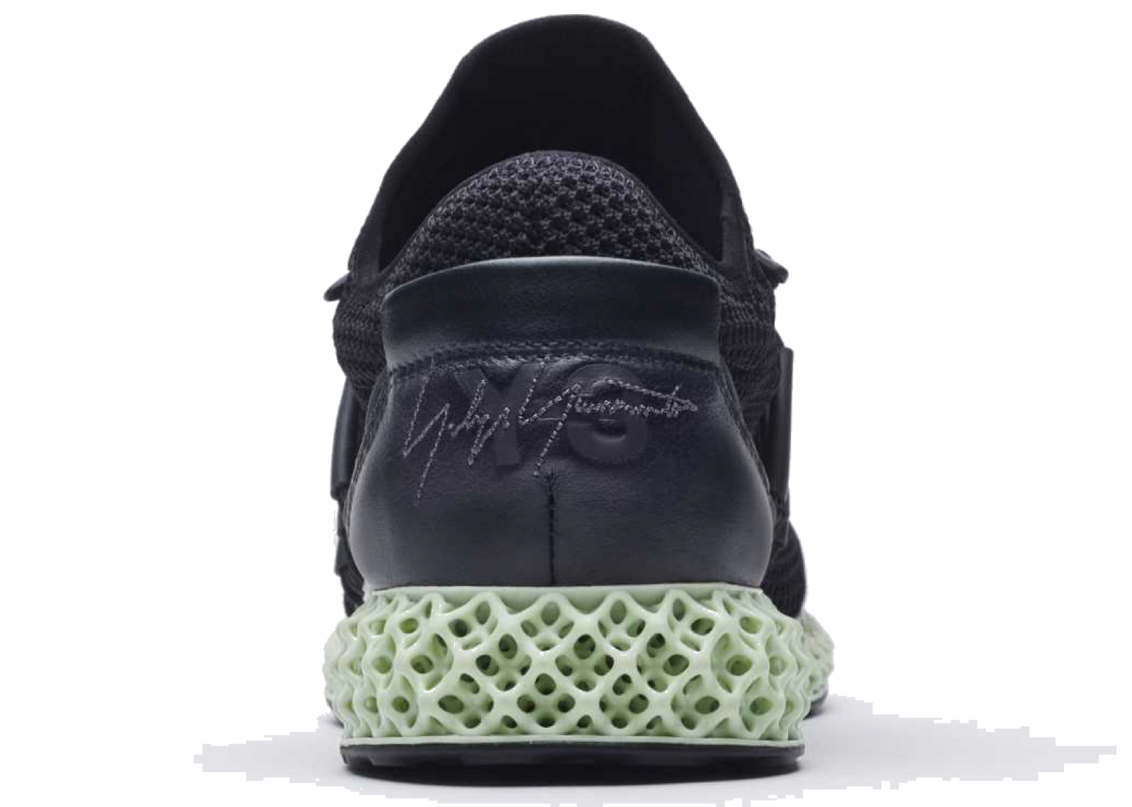 outlet store 55abc 5ccad adidas Y-3 Runner 4D II Black - 1