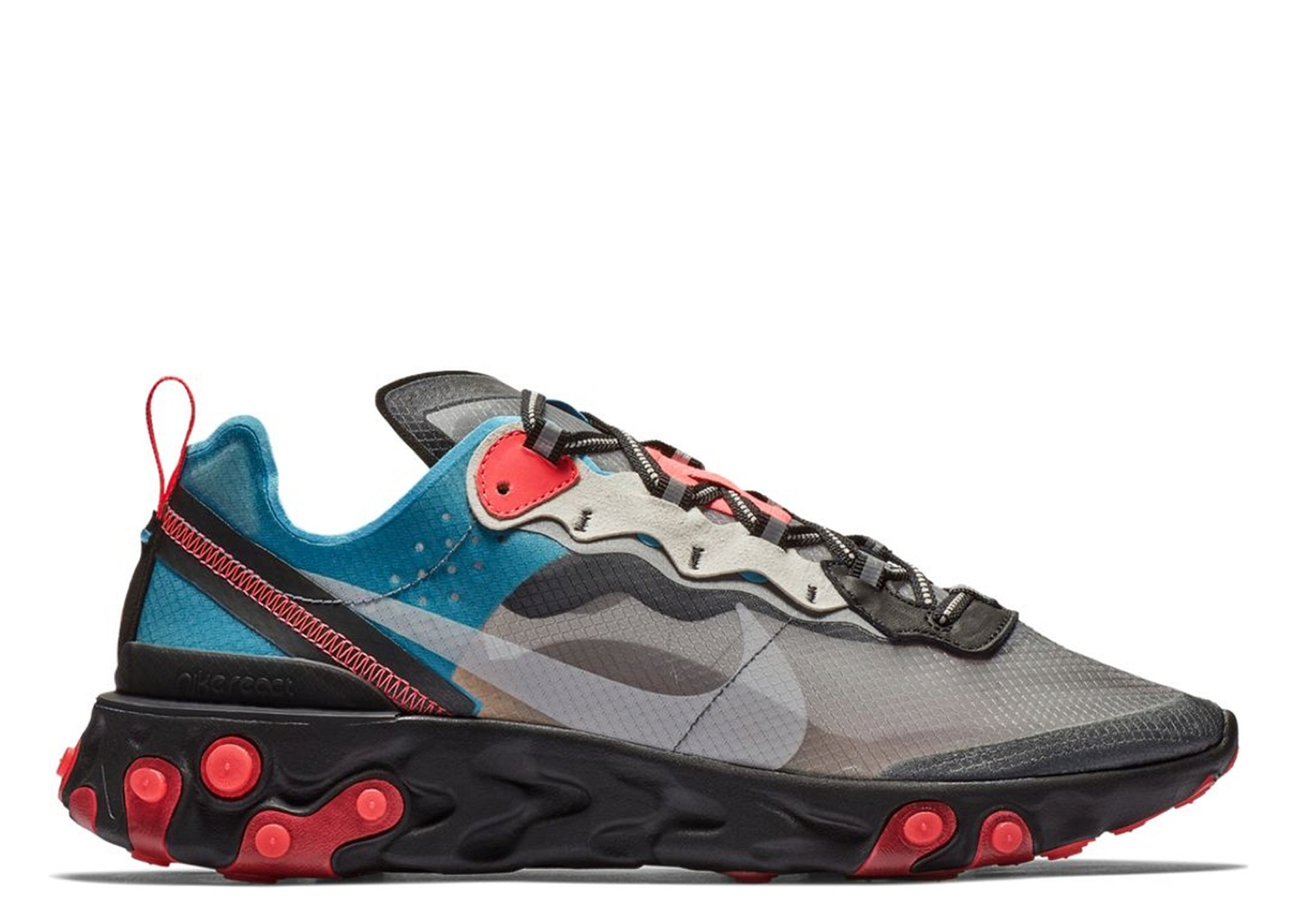 d740ca633dfeb Nike React Element 87 Blue Chill Solar Red