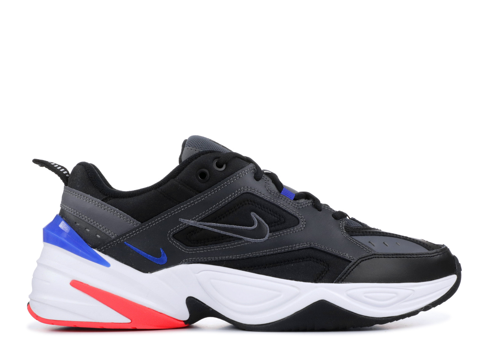 Nike M2K Tekno Dark Grey Racer Blue
