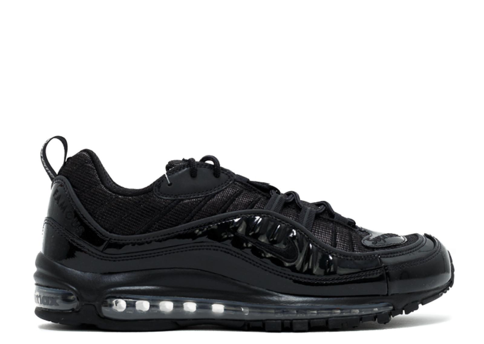 Kick Avenue - Nike Air Max 98 Supreme Black