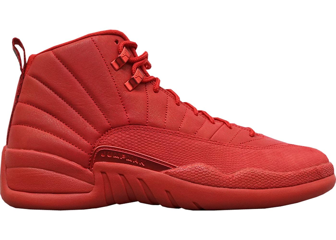 Kick Avenue - Jordan 12 Retro Gym Red