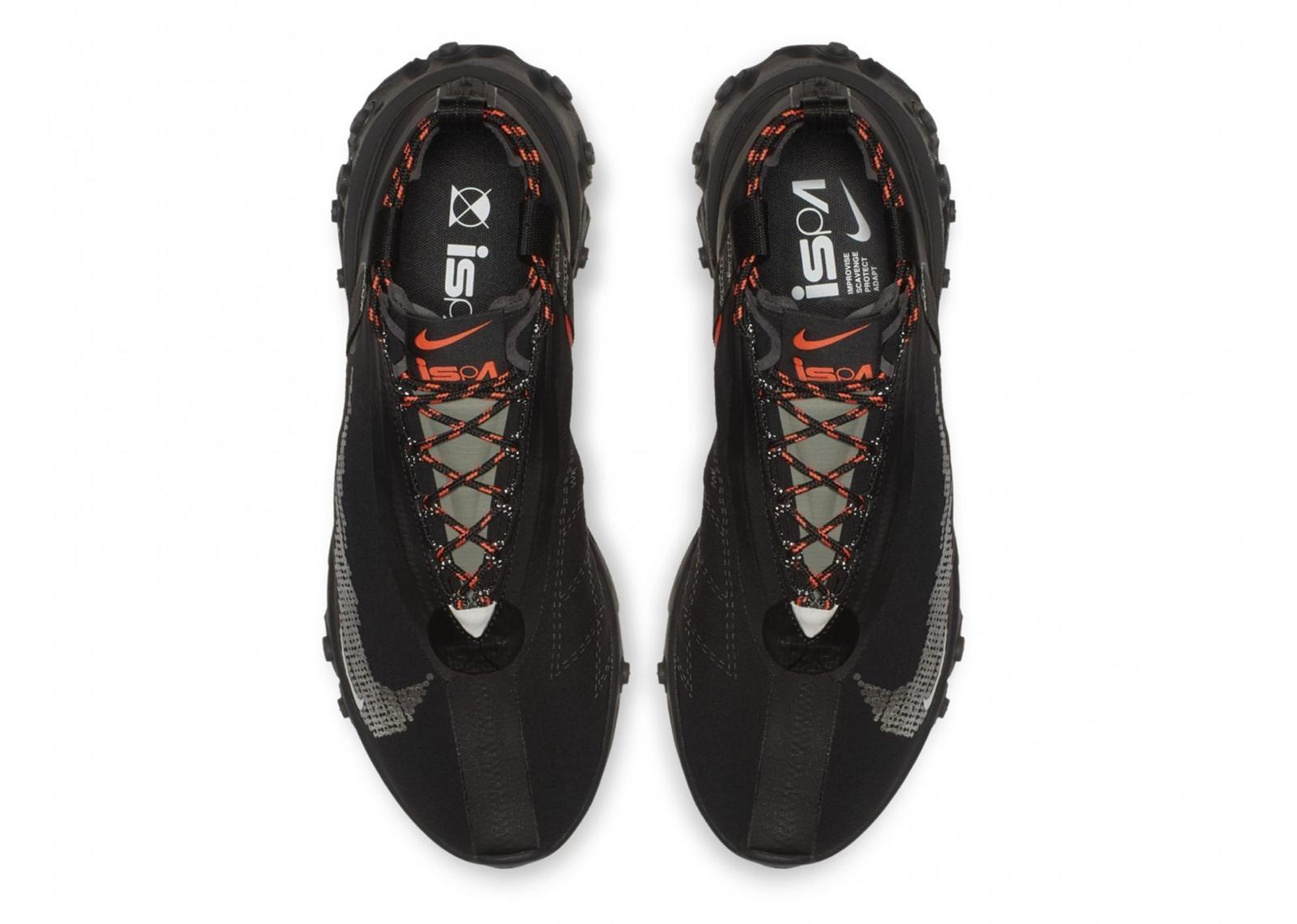 c36a12bbbe37b Nike React Runner Mid WR ISPA Black - 1