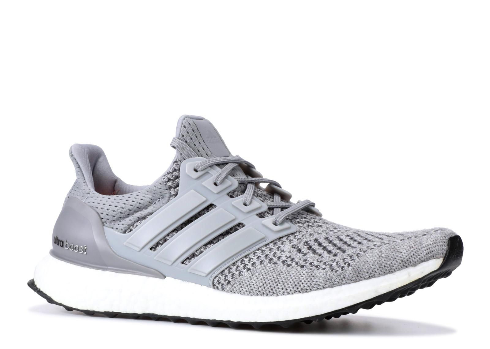 8254dbe8c647f adidas Ultra Boost 1.0 Wool Grey - 1