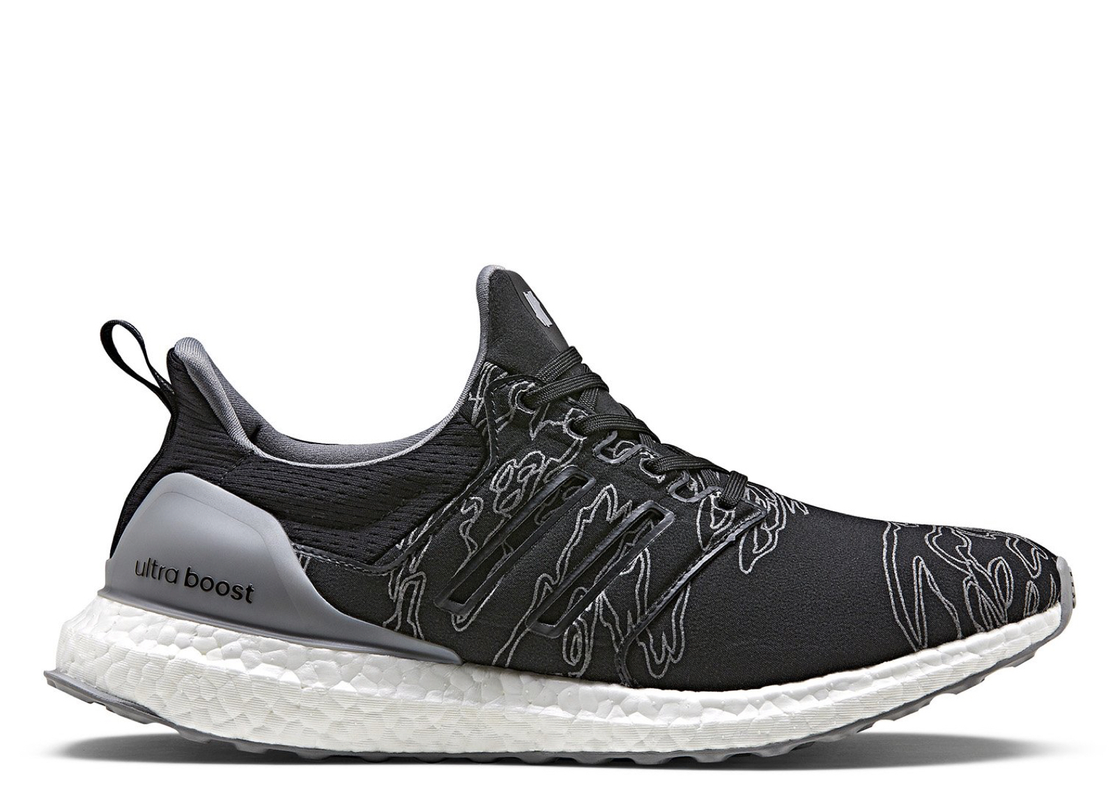aca0a5b9c Ultra Boost Undefeated Performance Running Black
