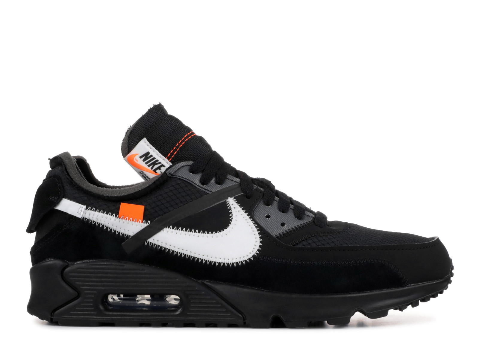 cheap for discount ad110 c3e93 Air Max 90 Off-White Black
