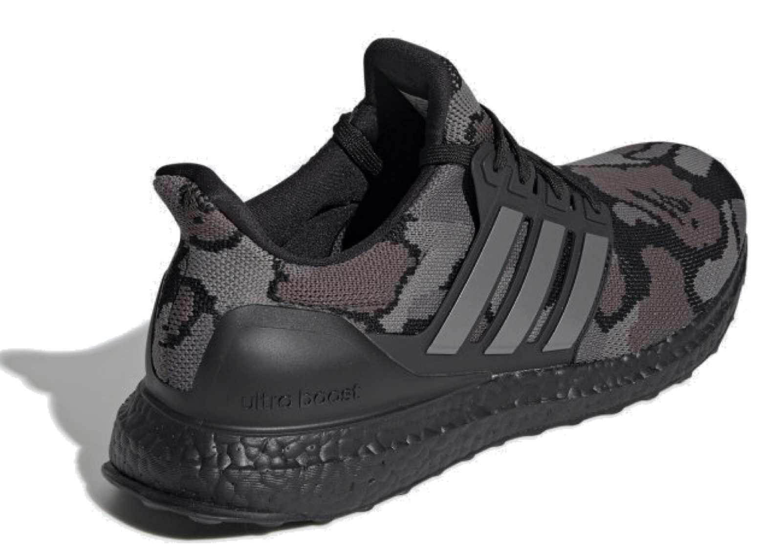 9682e1092b1 adidas Ultra Boost 4.0 Bape Camo Black - 3