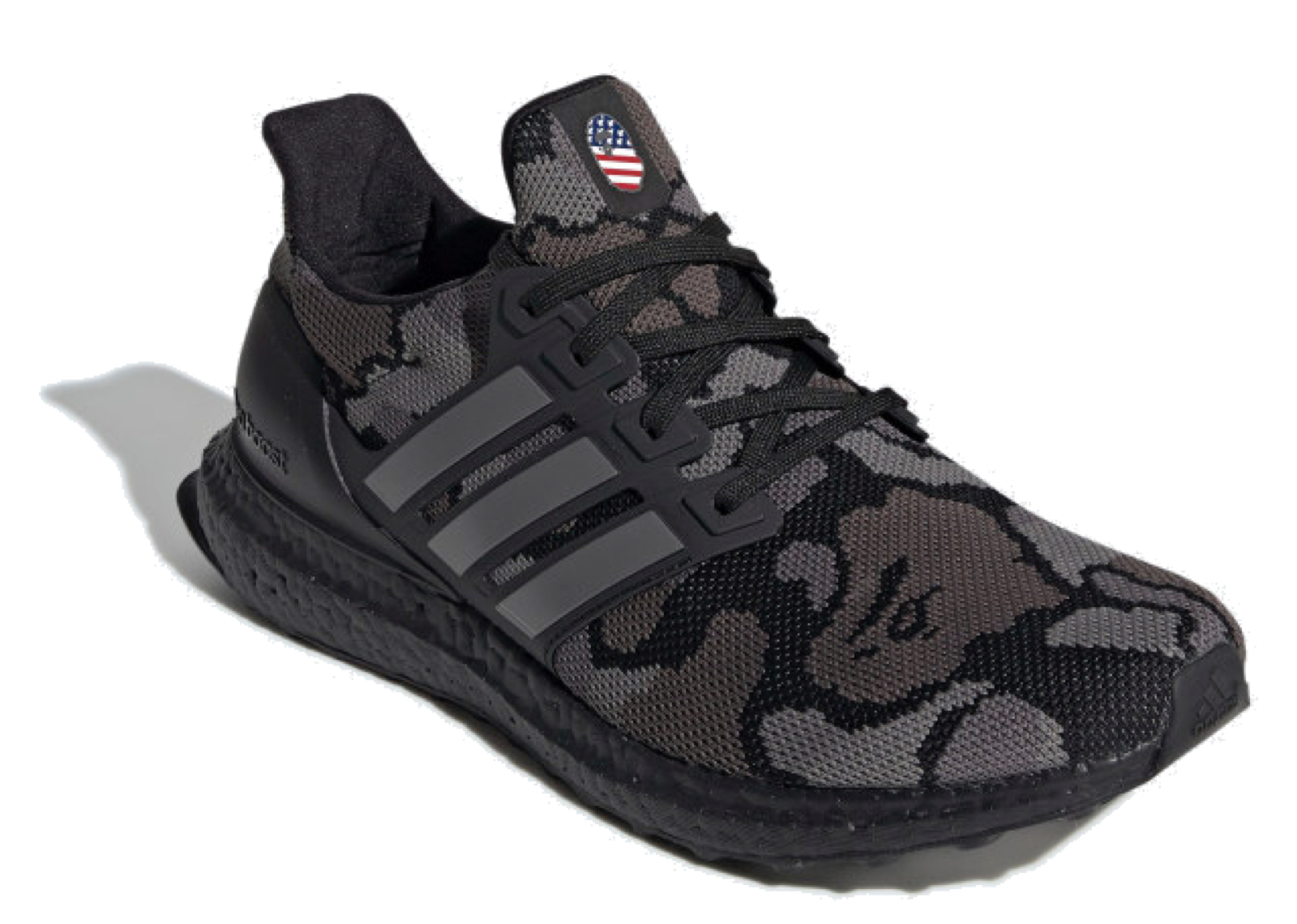 bdec86f6c adidas Ultra Boost 4.0 Bape Camo Black - 1