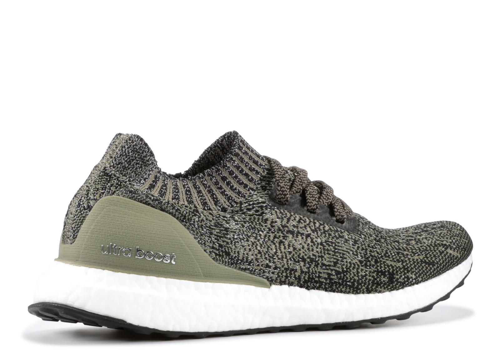 01dc92981 adidas Ultraboost Uncaged Trace Cargo Core Black - 3