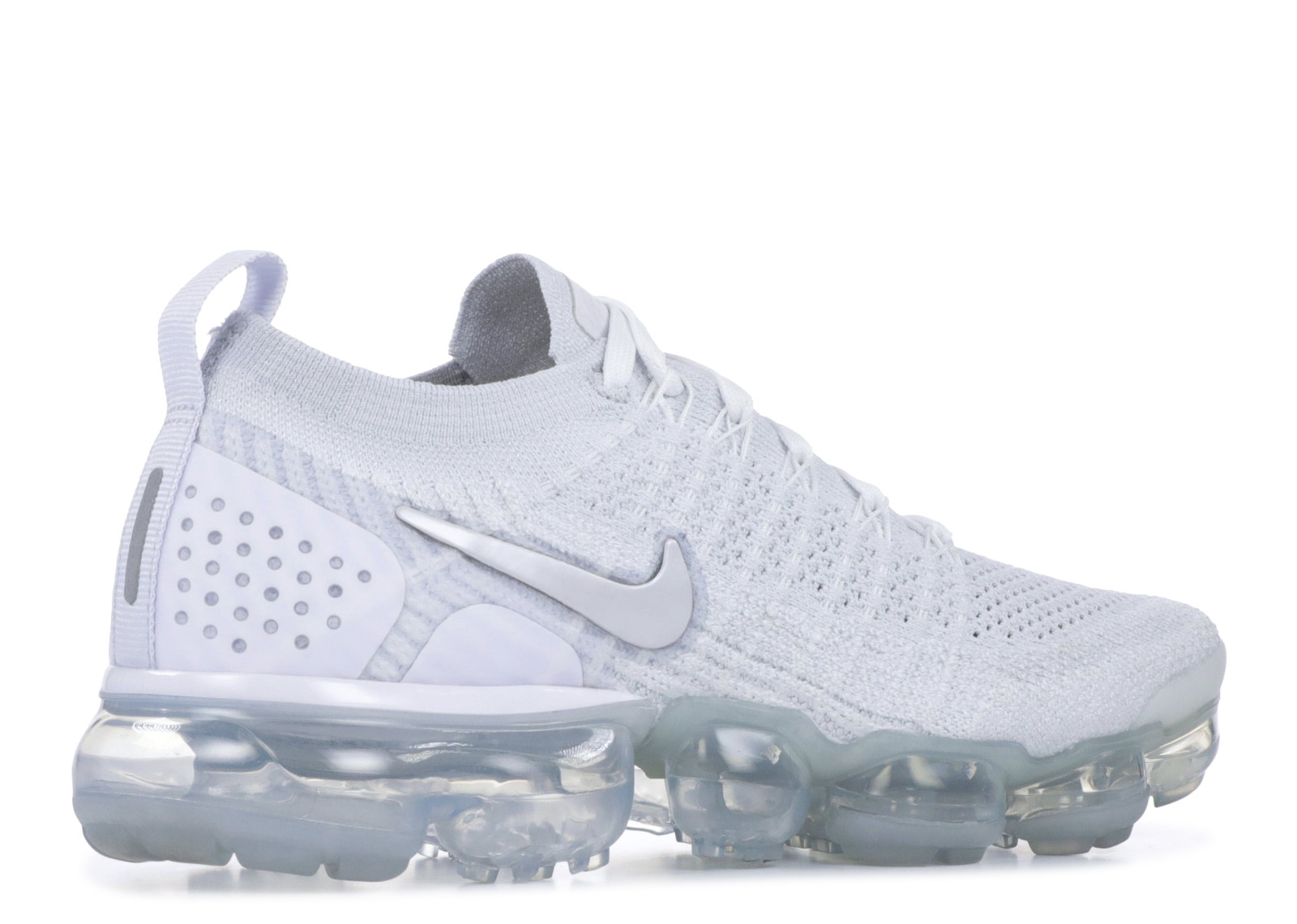 save off a1c95 8258e Nike Air VaporMax Flyknit 2 White Vast Grey (W) - 3