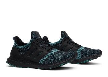 3f9730f6d adidas Ultra Boost 4.0 Core Black True Green - 1