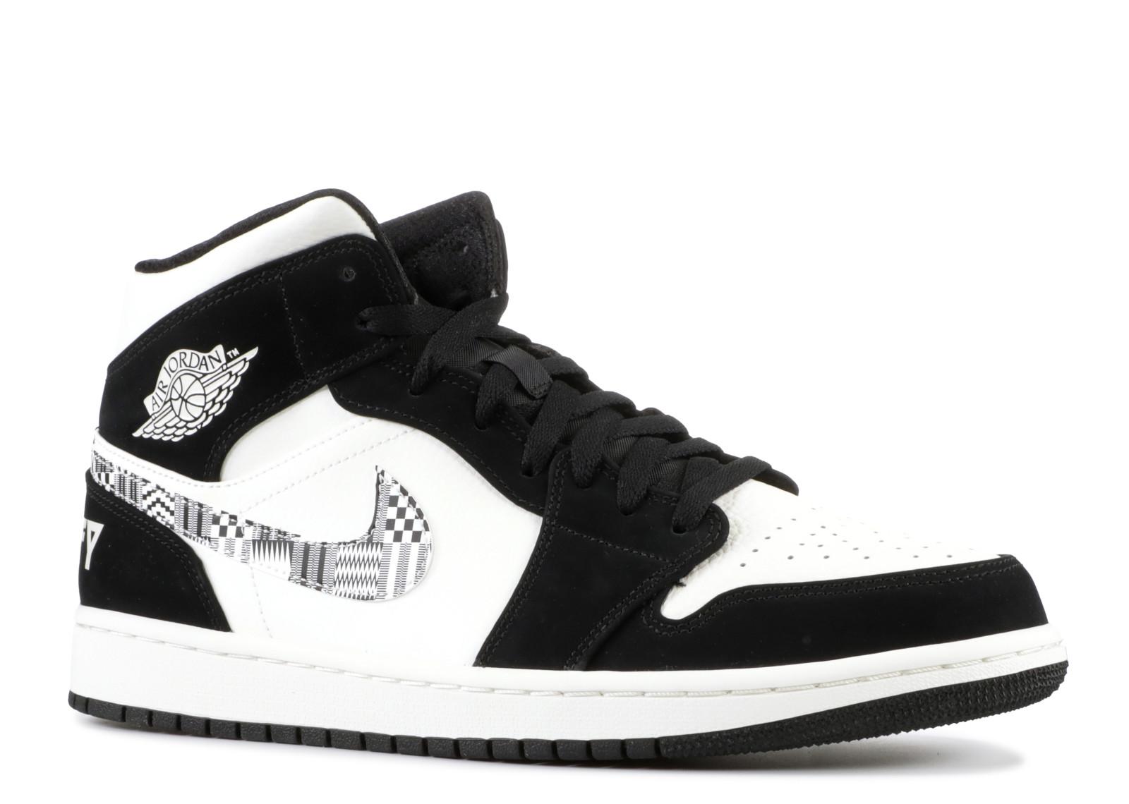 separation shoes a3c55 b13ad Jordan 1 Mid Equality (2019) - 1