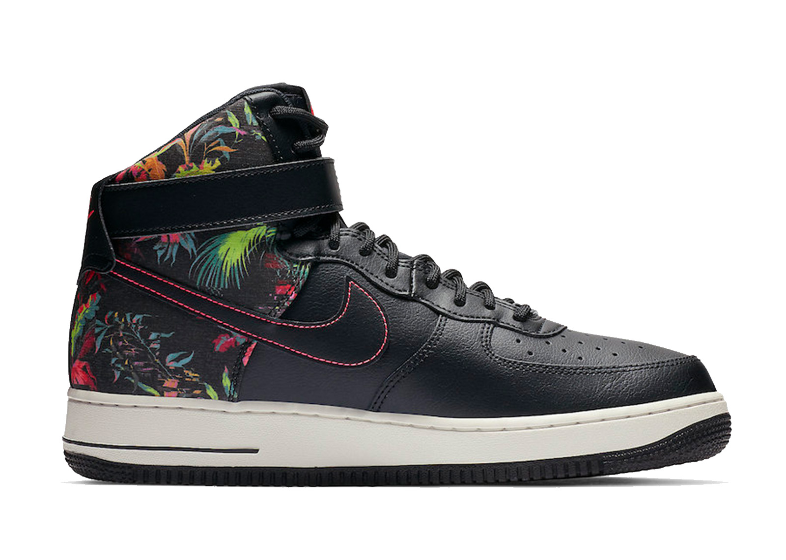 huge discount 34433 60528 Air Force 1 High Floral - 1