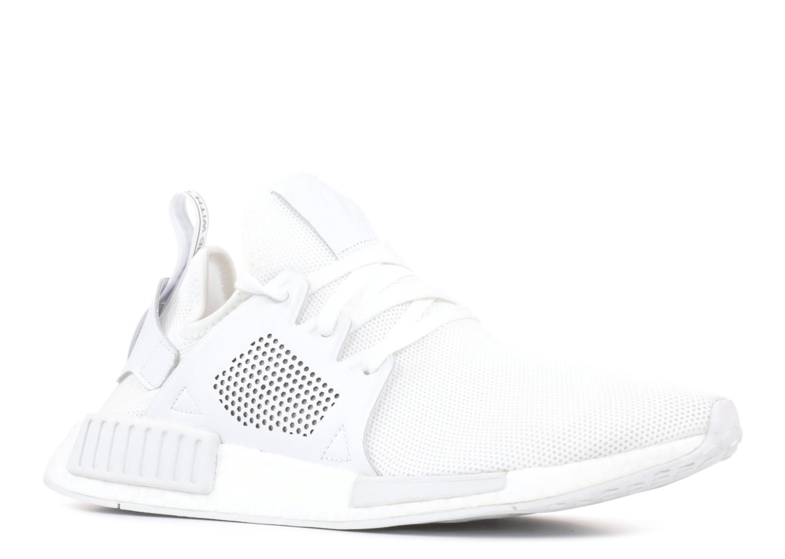 3dda15ef352aa adidas NMD XR1 Triple White (2017) - 1