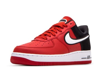competitive price a0634 3f4b9 Nike Air Force 1  07 LV8 1 Mystic Red - 1