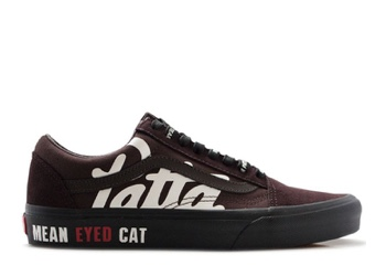 48e7df8d53 Vans Old Skool Patta Mean Eyed Cat Coffee - 0