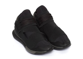 2db5c26a2131e adidas Y-3 Qasa High Core Black - 1