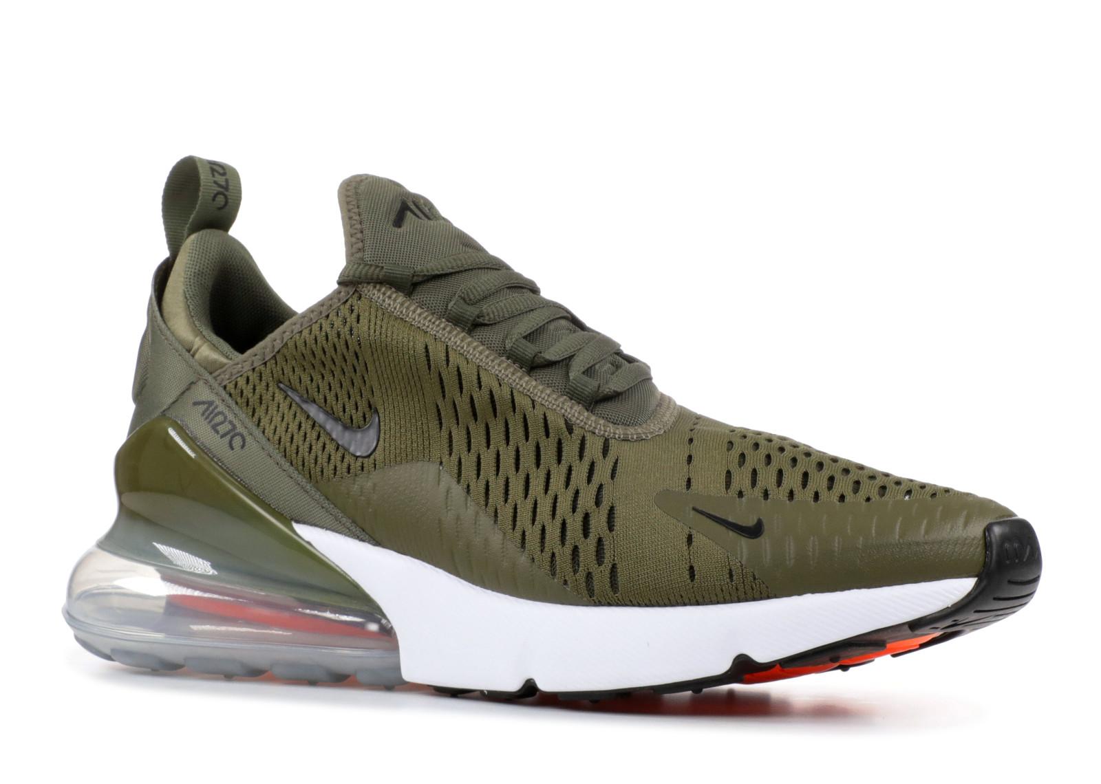 a2153aa4a8 Nike Air Max 270 Medium Olive - 1