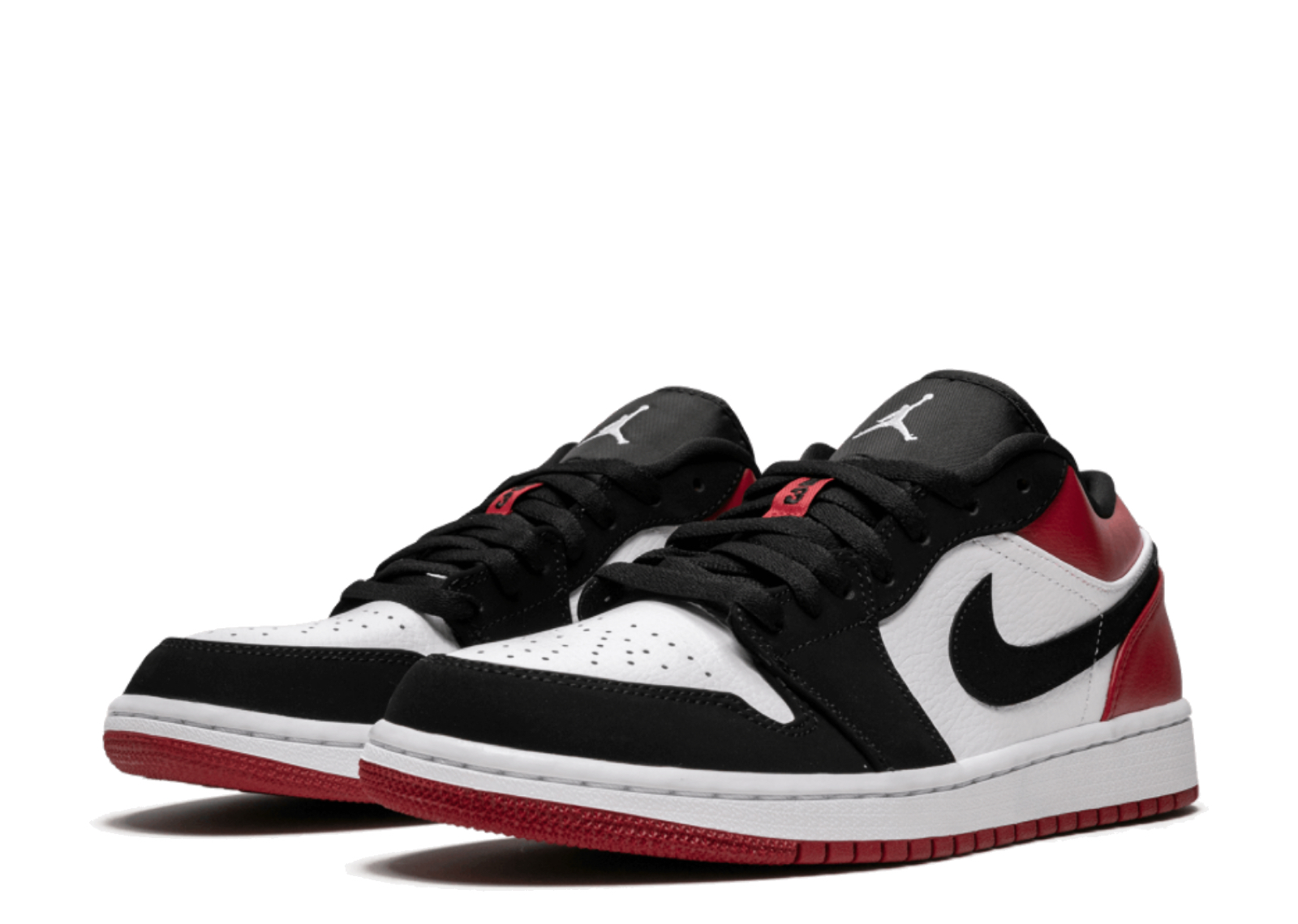 new style 2c0e5 e1d97 Jordan 1 Low Black Toe - 1