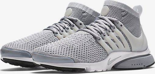6cac5ce17164 Nike Air Presto Ultra Flyknit Grey - 1