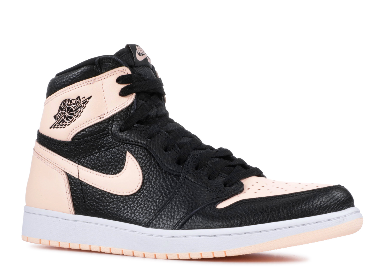 32f2ae240933 Jordan 1 Retro High Black Crimson Tint - 1