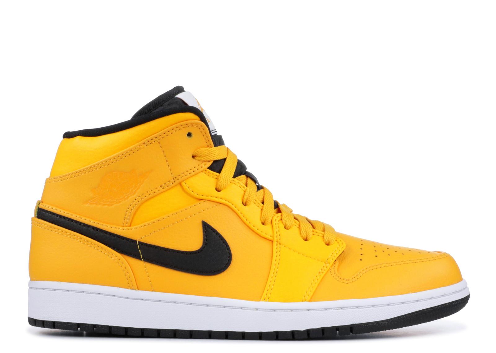 size 40 9d01d f24c5 Jordan 1 Mid University Gold Black