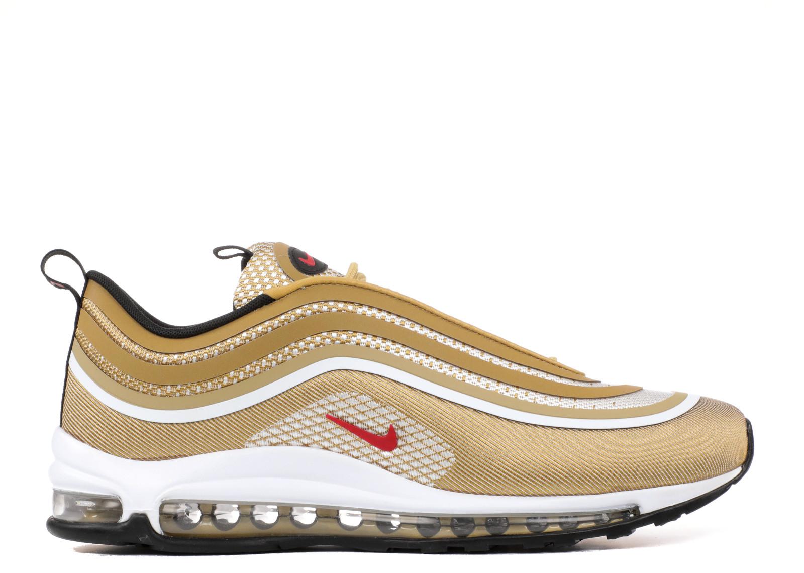 huge discount 6d07d 246b0 Nike Air Max 97 Ultra 17 Metallic Gold