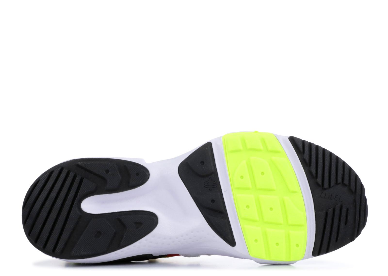 92788b9941dd Nike Huarache Edge Txt White University Red Volt Black - 4
