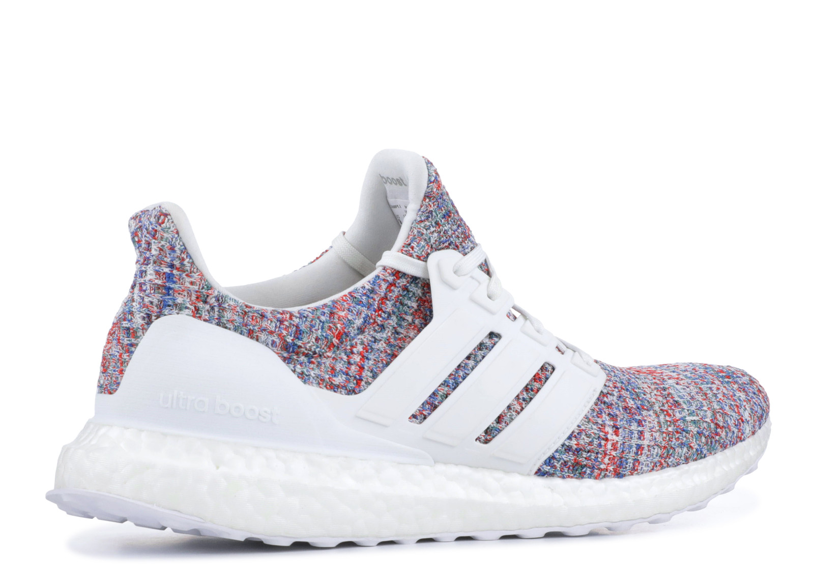 size 40 1e606 67537 adidas Ultra Boost 4.0 White Multi-Color 2 - 3