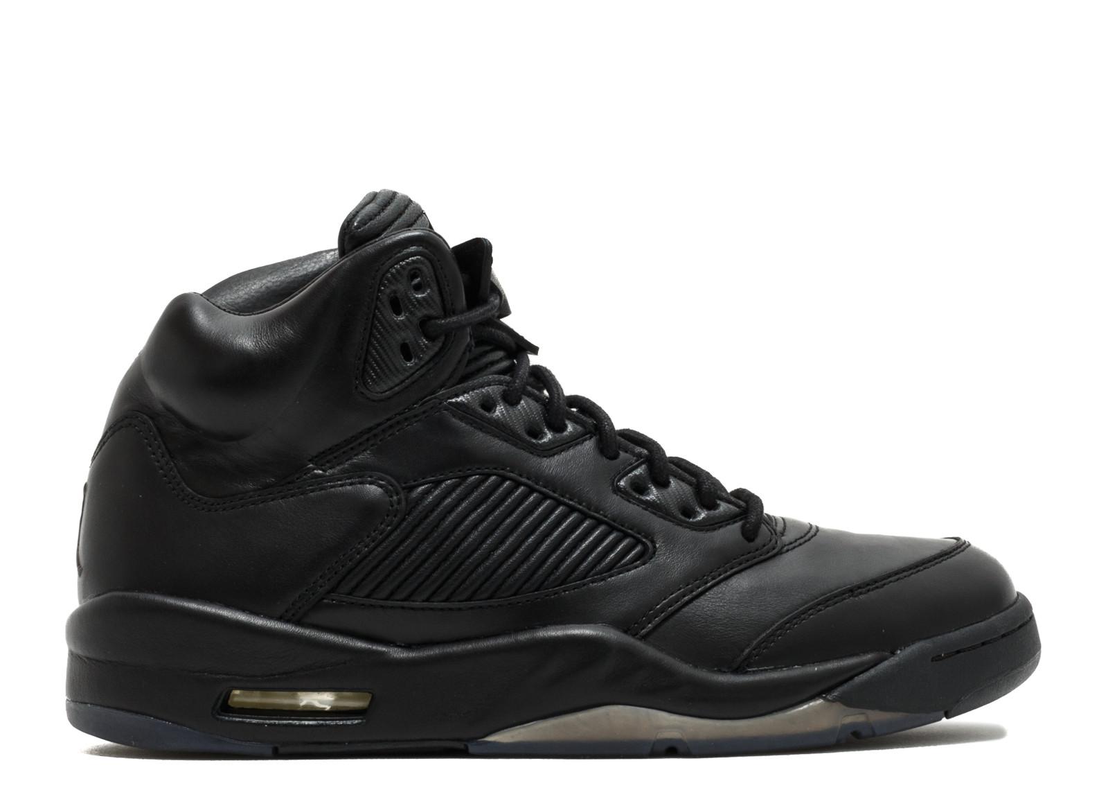 separation shoes 10277 538eb Jordan 5 Retro Triple Black