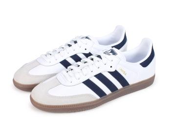 66318d274 adidas Samba OG 'White Navy' - 1