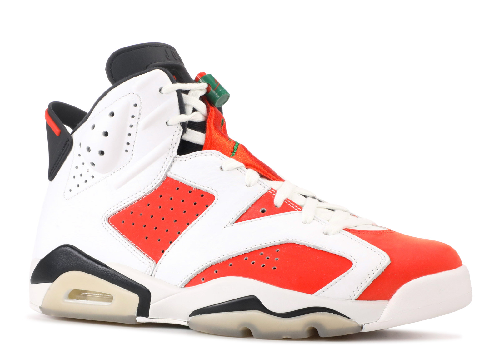 d7f8eabde8ed Jordan 6 Retro Gatorade Like Mike White - 1