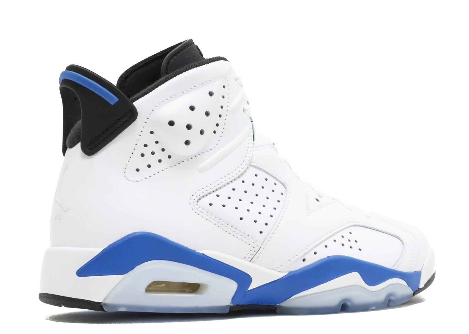 f60f5f6dcd8 Jordan 6 Retro Sport Blue (2014) - 3