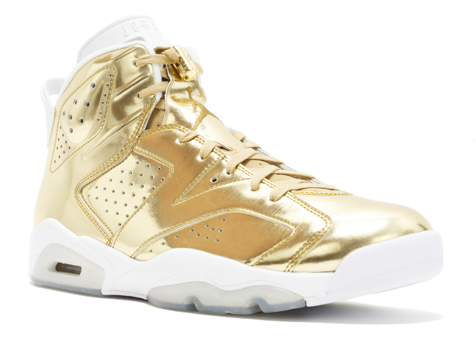 06a4a24300955c Jordan 6 Retro Pinnacle Metallic Gold - 1