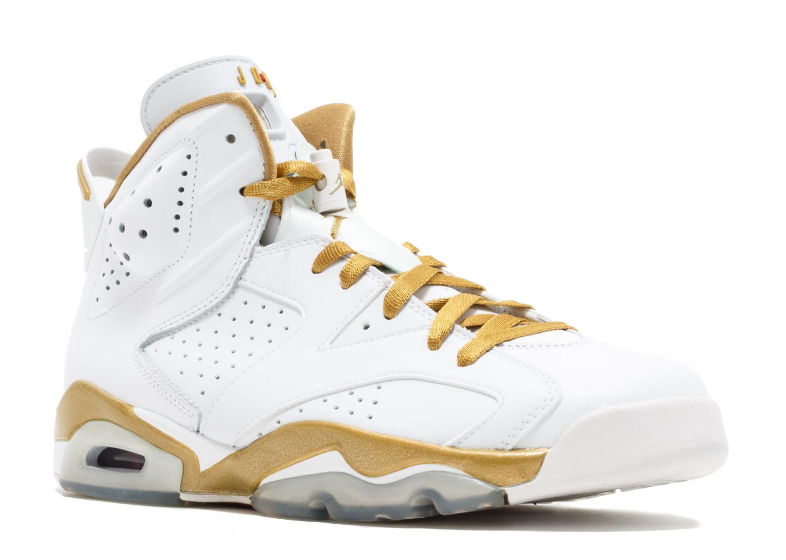 online store 4e27d c3afb Jordan 6 Retro Golden Moments (GMP) - 1