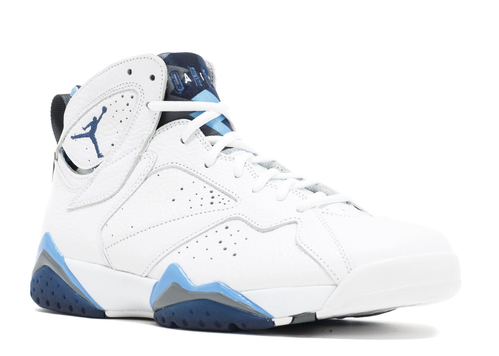 half off 5a651 6b378 Jordan 7 Retro French Blue (2015) - 1