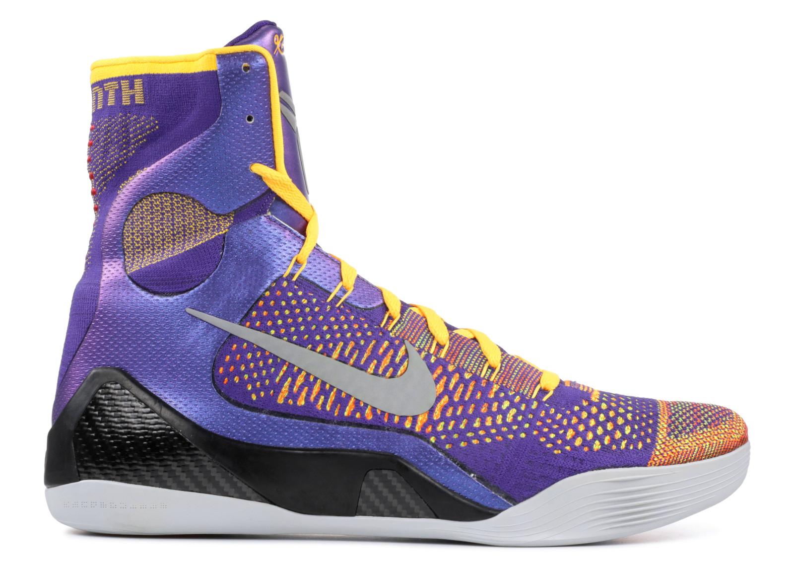 Nike Kobe 9 Elite Team Showtime