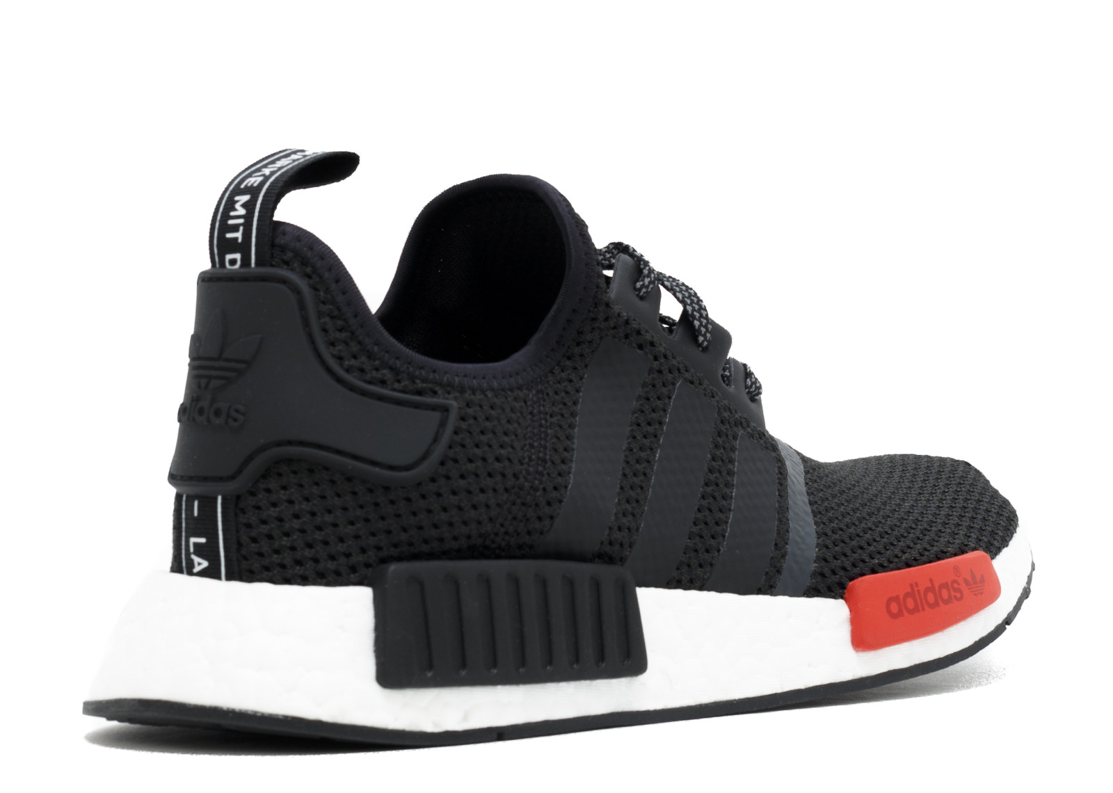 c75f0c169c9d1 Adidas NMD R1 Footlocker Black Red - 3