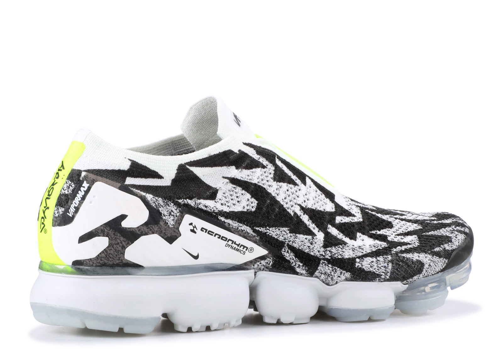 7215cad15f2f Nike Air VaporMax Moc 2 Acronym Light Bone - 3