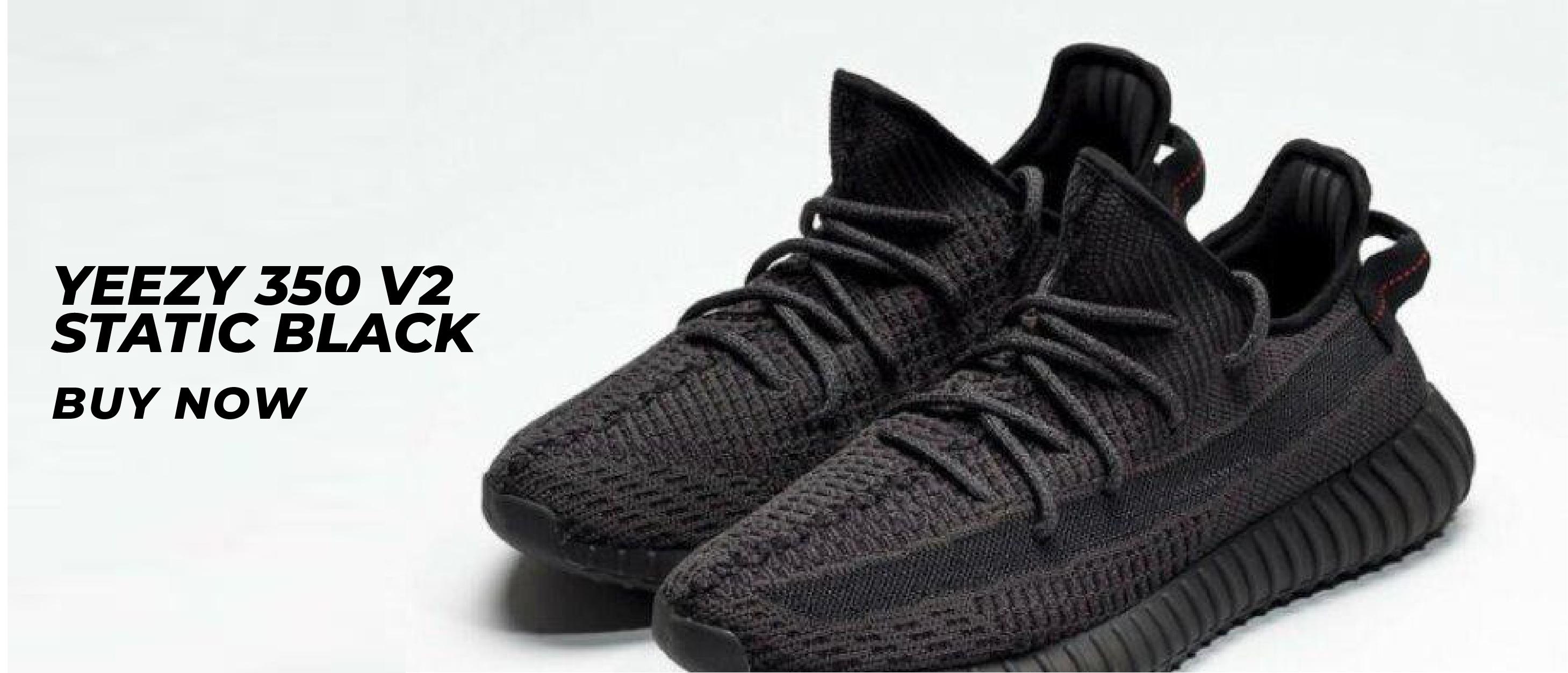separation shoes 47212 9a9b1 YEEZY 350 V2 BLACK
